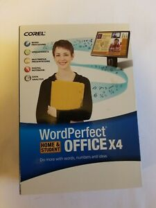 Word Perfect Office X4