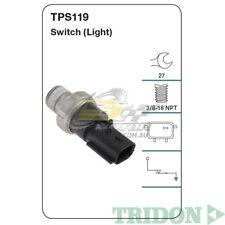 TRIDON OIL PRESSURE FOR MINI One 01/01-01/06 1.6L(W10 B16) SOHC 16V