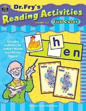 Dr. Fry's Reading Activities, Grades 1-2 - Paperback By Fry, Edward - VERY GOOD