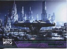 Doctor Who Timeless Green Parallel Base Card #64 Midnight