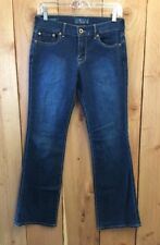 Lucky Brand Sweet N Low Low-Rise Stretch Boot Cut Jeans  2/28 Regular Dark Wash