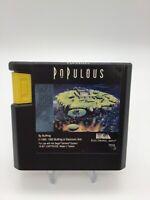 Populous | Sega Mega Drive | Cart Only | Genesis US