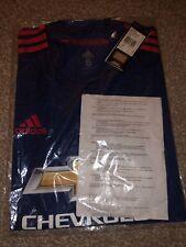 Manchester United 16/17 Adizero Version Player Issue Shirt Size 6 Man Utd Match