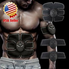 ABS Stimulator Style Wireless Electric Full Body Muscle Massager Gym Workout