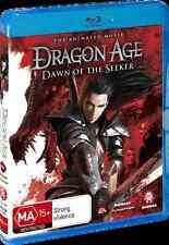 Dragon Age - Dawn Of The Seeker (Blu-ray, 2012) Region A or B