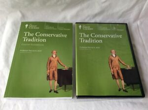 The Great Courses The Conservative Tradition Patrick N Allitt