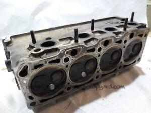 VW Volkswagen Polo MK3 6N 95-03 1.4 engine cylinder head inc valves etc 03010337