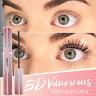 5D Silk Fiber Eyelash Mascara Extension Waterproof Voluminous Eye Lashes Makeup*