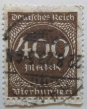A6P45F223 Germany 1923 400m used