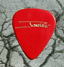 The Doobie Brothers // John McFee Vintage Tour Guitar Pick Red/Gold Dean Markley
