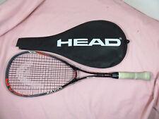 Head Spark Edge Squash Racquet w/ head cover - nice shape! low use!