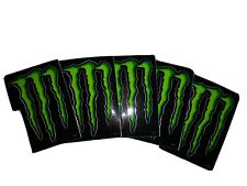 Monster Stickers 3×4.   Buy 5 stickers