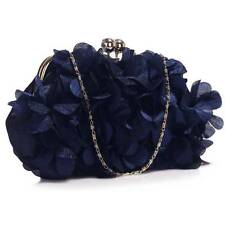 Women's Diamante Evening Bags Clutchs Crystal Designer Handbag Wedding Bridal