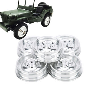5pcs Metal Wheel Hub Upgrade Parts Accessories for JJRC Q65 RC Car