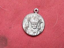 médaille religieuse PAPE JEAN PAUL II religious medal JOANNES PAULUS II