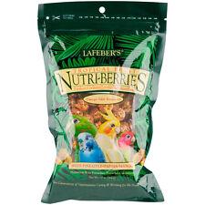 Lafeber's Nutri-Berries Tropical Fruit Parakeets & Cockatiels Food 10 oz