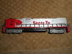 Tyco Santa Fe 1102 Locomotive