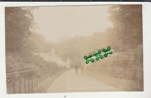 177 PHOTO? POSTCARD - WHITE KNIGHTS PARK, READING