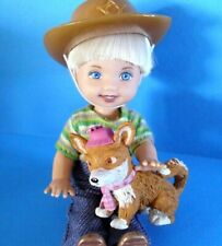 %***Barbie Tommy,Junge mit Hundefreund***%