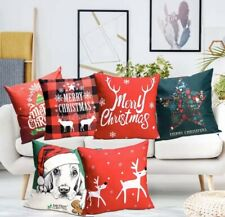 3pc Christmas Pillow,Decorative Outdoor