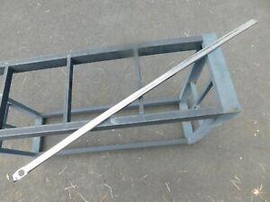 1942 1946 CHEVROLET DOOR TRIM GM MOLDING STAINLESS STEEL