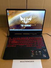 "New ListingAsus Tuf Gaming Laptop Fx505Dy 15.6""Fhd/8Gb Ram/4Gb Vram/256Ssd/Ryzen 5 3550H"