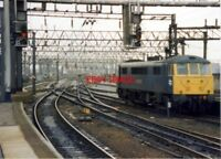 PHOTO  1988 PICCADILLY  RAILWAY STATION