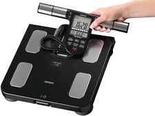 Omron Body Composition Scale Monitor 7 Fitness Indicators 180 Days Memory AU