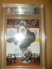 Claude Giroux Young Guns BGS 9
