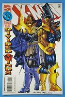 X-Men Vol.2 #48 Bishop Divided Minds Marvel Comics 1996