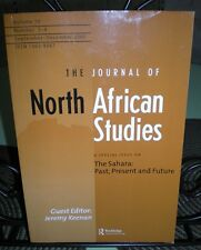 The Journal of North African Studies-A Special Issue On The Sahara: Past, Prese