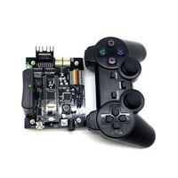 Open-Source Robotic Arm Controller Motherboard+STM32 Board + For PS2 Controller