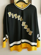 Vintage Pittsburgh Penguins Sweater/Jersey Ccm Xxl