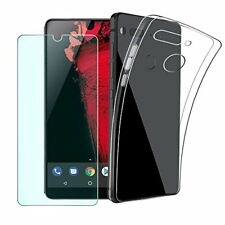 Essential Phone PH-1 Case Cresee Crystal Clear Case Flexible Soft TPU Case