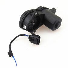0EM TRW 12 Torx Rear Brake Caliper Servo Motor+Connector Plug For AUDI A4 A5 Q5