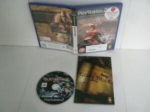 PS2 PlayStation Pal GOD OF WAR 317