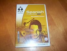 FLY Fusion Spanish Translator FLY Pentop Computer Leap Frog CD-ROM SEALED NEW