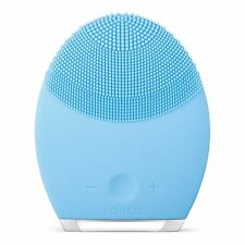 FOREO LUNA 2 Personalized Facial Cleansing Brush Anti-Aging Face Massager for Co