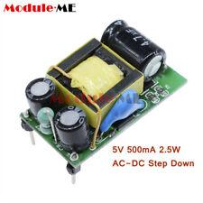 5V 1.5A 7.5W Power Supply Modul 220V to 5V AC-DC Step Down Schalter Modul