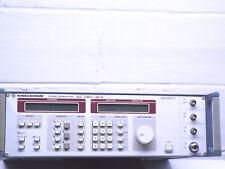 Rohde & Schwarz SMY02, 9kHz -2080MHz Signal Generator