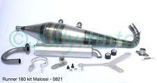 0821 Marmitta Jollymoto Gilera Runner FXR kit Malossi 180 180 1997/2002