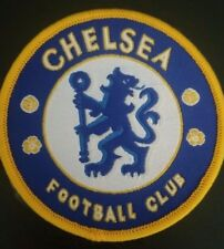 CHELSEA Blue Football Badge iron on appliqué or Sew on fashion embroidery