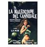 La Maledizione Del Cannibale - DVD Quadrifoglio nuovo