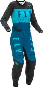Fly Racing 2022 F-16 Womens Adult Gear Combination