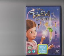 DISNEYS TINKER BELL AND THE GREAT FAIRY RESCUE DVD KIDS DISNEY
