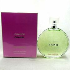 CHANEL CHANCE EAU FRAICHE EAU DE TOILETTE SPRAY 150 ML/5 FL.OZ. NIB-CH136470