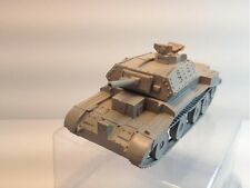EWM Barm15 1/76 Multimedia WWII British A13 MK II Tank w/Howitzer-Rapid Build