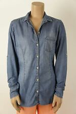 DRYKORN FOR BEAUTIFUL PEOPLE * Jeansbluse / Hemd * Classic Casual * Gr L