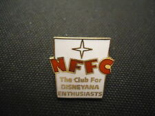 DISNEY NFFC THE CLUB FOR DISNEYANA ENTHUSIASTS PIN