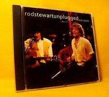 CD Rod Stewart Unplugged ...And Seated 15TR Acoustic Pop Rock